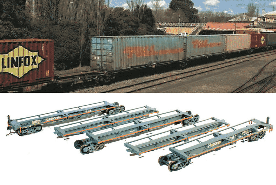 RRAY southern rail models
