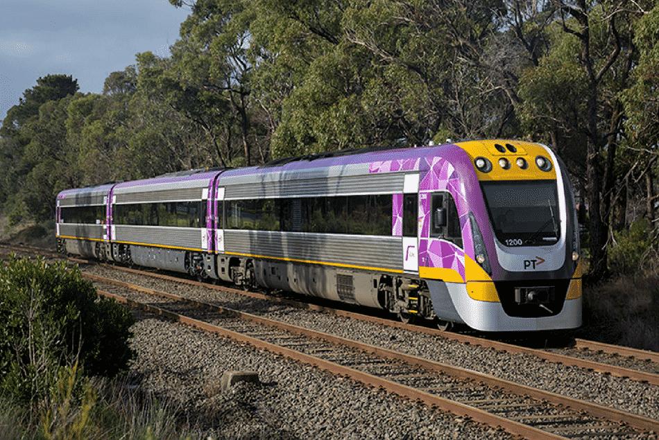 VLOCITY southern rail models