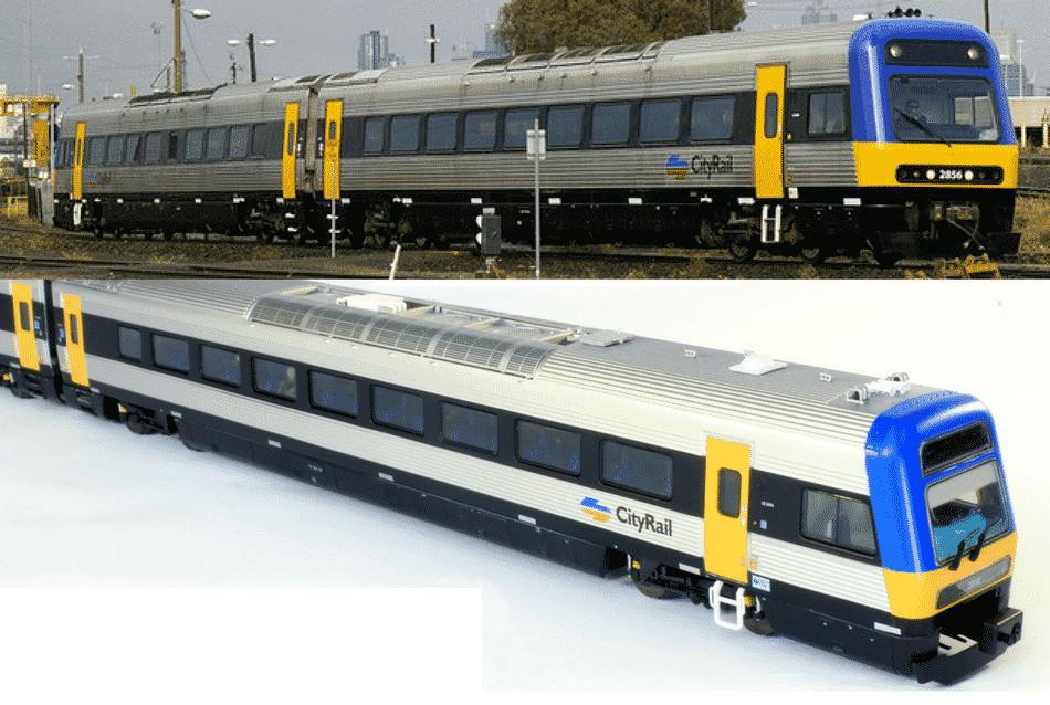 XPLORER southern rail models
